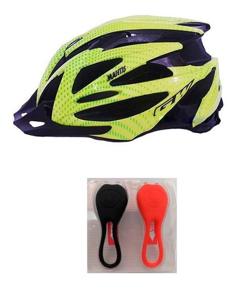 Cascos Gw Ciclismo Bicicleta Montaña Ruta Mtb + Obsequio