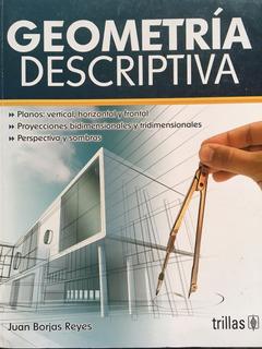 Geometria Descriptiva Juan Borjas Reyes