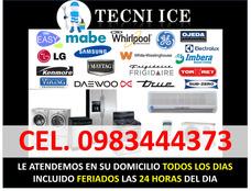 0983444373 Reparacion De Calefones Lavadoras Refrigeradoras