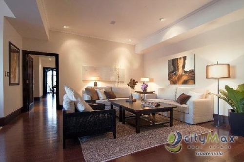 Vendo Apartamento Con 272mts. En Zona 16 Cayala - Pma-021-02-16-5