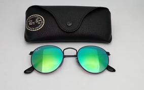 ba2c6a226 Round Metal Gradiente Espelhado - Óculos no Mercado Livre Brasil