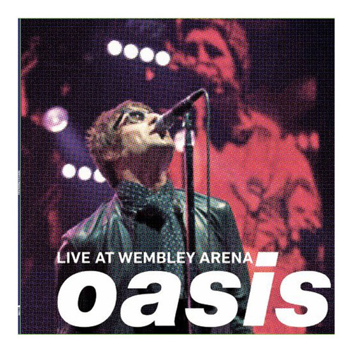 Oasis - Live At The Wembley Arena - Vinilo Nuevo -