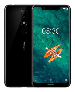Nokia 5.1 Plus X5 Android One 4gb Ram 64gb Rom Azul (200trp)