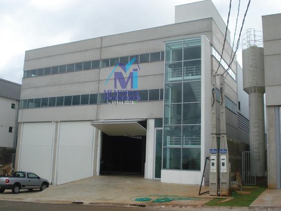 Galpão/pavilhão Para Alugar No Bairro Loteamento - Gal-007-2