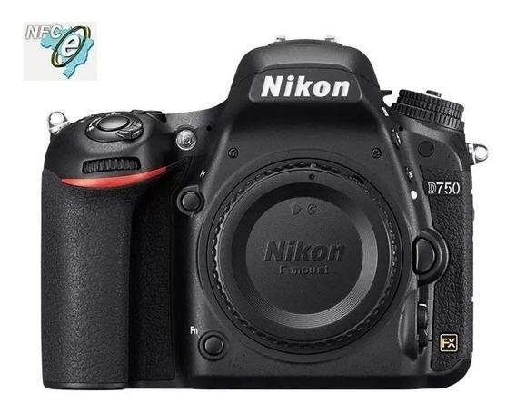 Nikon D750 Corpo - Nova Pronta Entrega !