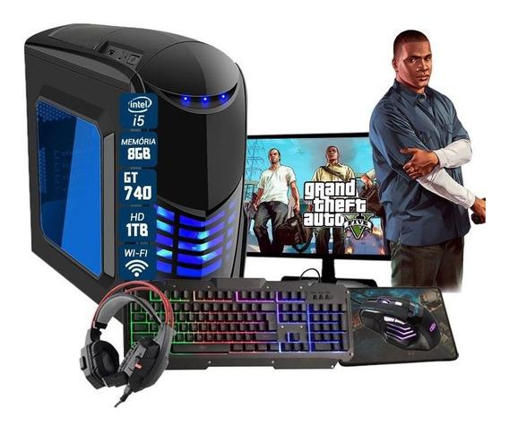 Pc Gamer Maximus I5 Gtx 650 Ti 2gb Hd1tb Monitor 19+ Kit