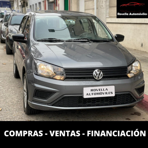 Volkswagen Gol 2019 Con Tan Solo 16 Mil Km ! Nuevo!!!