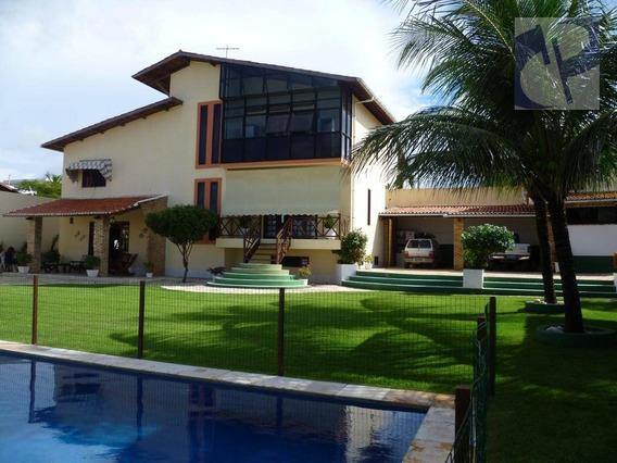 Casa Residencial À Venda, Porto Das Dunas, Aquiraz - Ca1331. - Ca1331