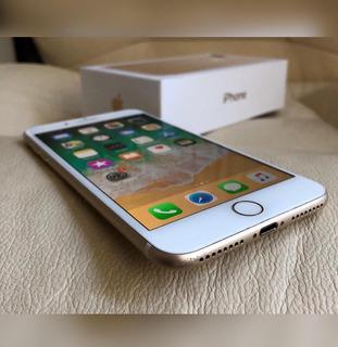 Vendo iPhone 7plus Gold 128 Gb