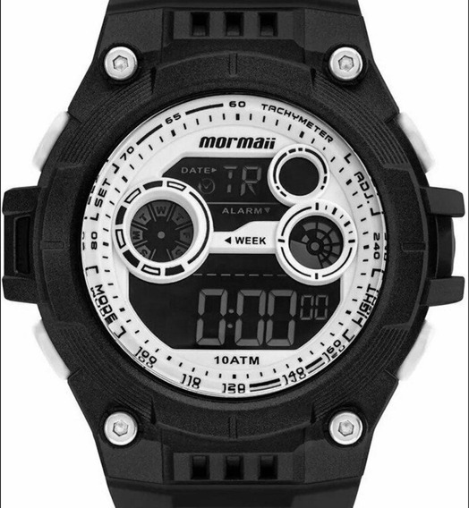 Relógio Mormaii Masculino Preto Mo9000d/8d