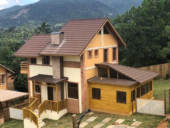 Villas En Jarabacoa De 1, 2 Y 3 Habitaciones Nuevas