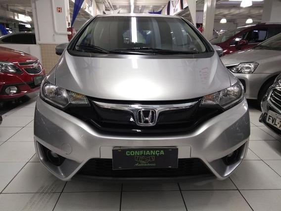 New Fit 1.5 Ex Cvt 2016. Únic Don, Revisões Na Honda, Zero!!