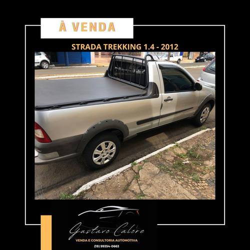 Imagem 1 de 4 de Fiat Strada Trekking 1.4 Flex - 2012