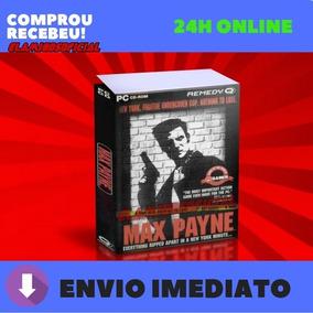 Max Payne 1 Pc - Envio Imediato