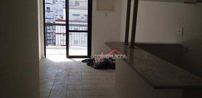 Flat Com 1 Dormitório Para Alugar, 50 M² Por R$ 2.000/mês - Laranjeiras - Rio De Janeiro/rj - Fl0080