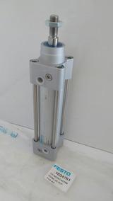 Cilindro Pneumático Festo Dupla Ação.32mm- 75mm De Curso