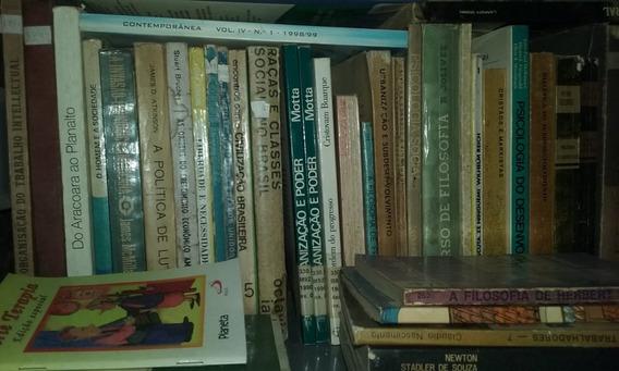 Acervo 3 Mil Livros E Mil Lps Para Sebo Ou Biblioteca