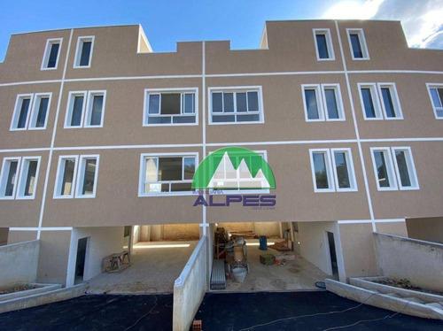 Imagem 1 de 18 de Sobrado Com 3 Dormitórios À Venda, 180 M² Com 4 Vagas De Garagem Coberta!! - So1485