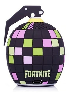 Parlante Bitty Boomers Fornite Boogie Bomb