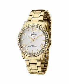 Relógio Champion Passion Feminino Dourado Ch24204h Original