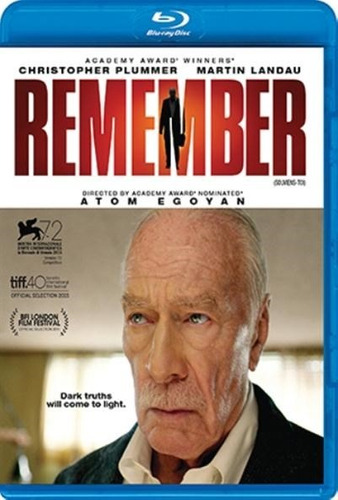Recuerdos (christopher Plummer) (blu-ray)
