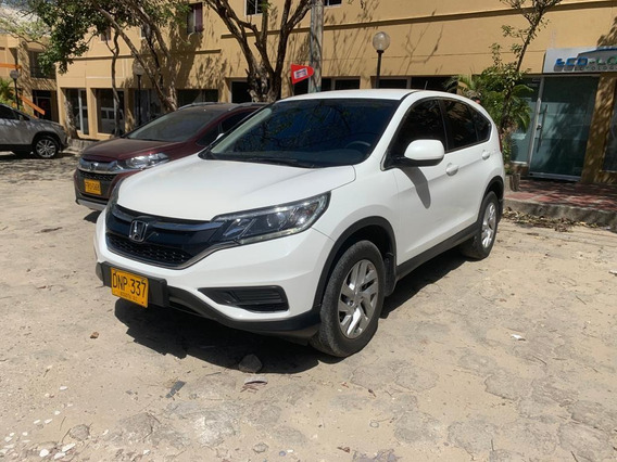 Honda Crv City Plus 2016 Excelente Estado