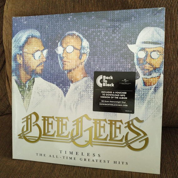 Bee Gees - Timeless The All-time Greatest Hits [180g 2lp]
