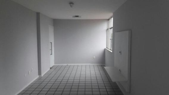 Apartamento Em Torre, Recife/pe De 107m² 3 Quartos Para Locação R$ 1.150,00/mes - Ap385911