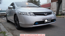 Honda Civic Si I-vtec Completisimo Solo Contado Pv40