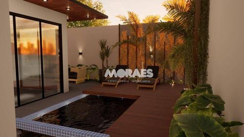 Casa Com 3 Suítes À Venda, 375m² Por R$ 1.500.000 - Tamboré - Bauru/sp - Ca2051