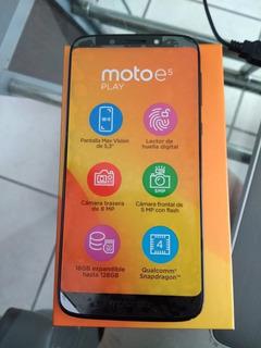 Celular Moto E5 Play