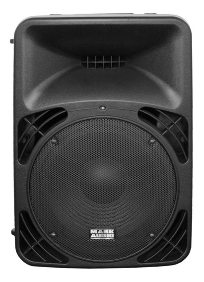 Caixa Amplificada Mark Audio Ativa Mk1225a Bt 200w 12