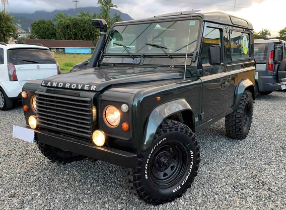 Land Rover Defender 2.5 90 Sw Hard Top 4x4 Turbo