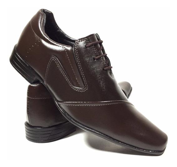 Sapato Social Masculino Super Stylo E Confortável