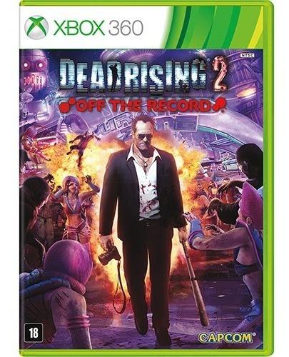 Jogo Dead Rising 2 - Xbox 360 Mídia Física Usado