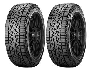 Kit X 2 Pirelli 235/75 R15 110t Scorpion Atr Neumabiz