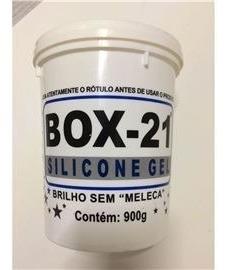 Silicone Automotivo Gel Box-21 900g