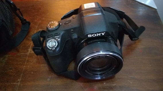 Camera Sony Cyber-shot Hx100 16.2 Mp Zoom 30x Vídeo Full Hd