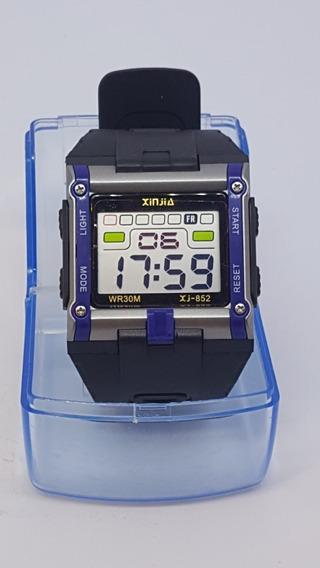 Kit 03 Relógio Esportivo Masculino