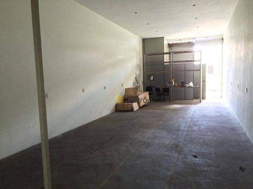 Imagem 1 de 6 de Sala Para Alugar, 90 M² Por R$ 1.350,00/mês - Baeta Neves - São Bernardo Do Campo/sp - Sa0496