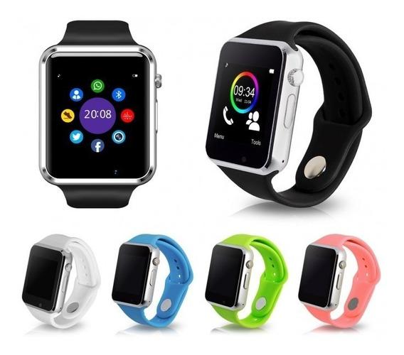 Smart Watch A1 Reloj Inteligente Celular Iwatch Sim Camara