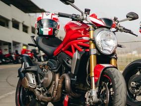 Ducati Monster 1200 S Stripe (la Única En Perú!!!)
