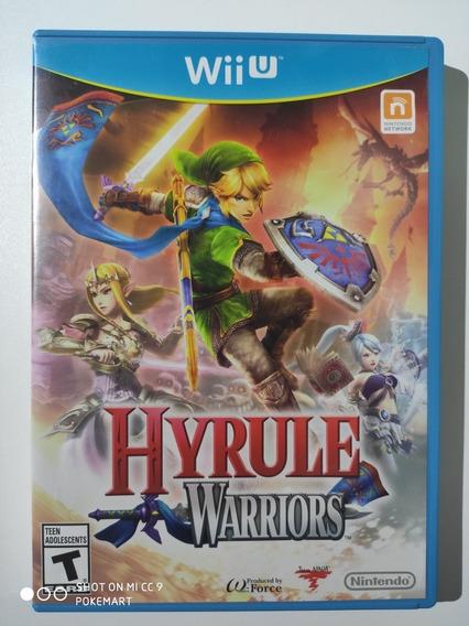 Hyrule Warriors Mídia Física Wii U Americano