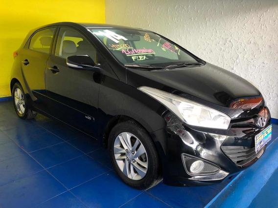 Hyundai Hb20 1.6 Premium Flex 5p 2014