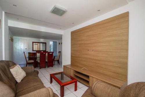 Apartamento Com 3 Quartos Para Alugar, 94 M² Por R$ 2.990/mês - Boa Viagem - Recife/pe - Ap1380