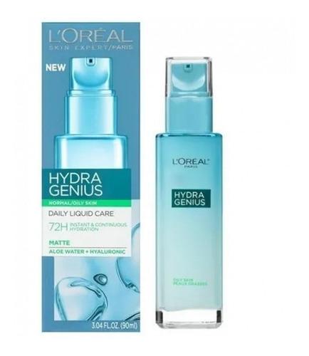 Agua Hidratante L'oreal Hydra Genius 90 Ml
