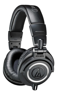 Auriculares Audio-Technica M-Series ATH-M50x black