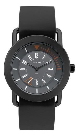 Relógio Touch Unissex Ô Calor Preto - Tw2034lbu/2p