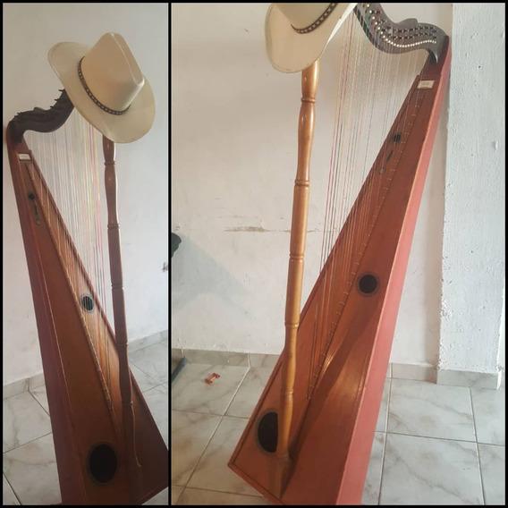 Arpa Criolla De 32 Cuerdas