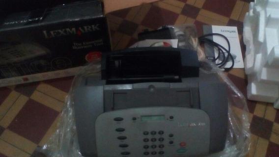 Impresora Fax X125 C Marca Lexmark Oferta !!